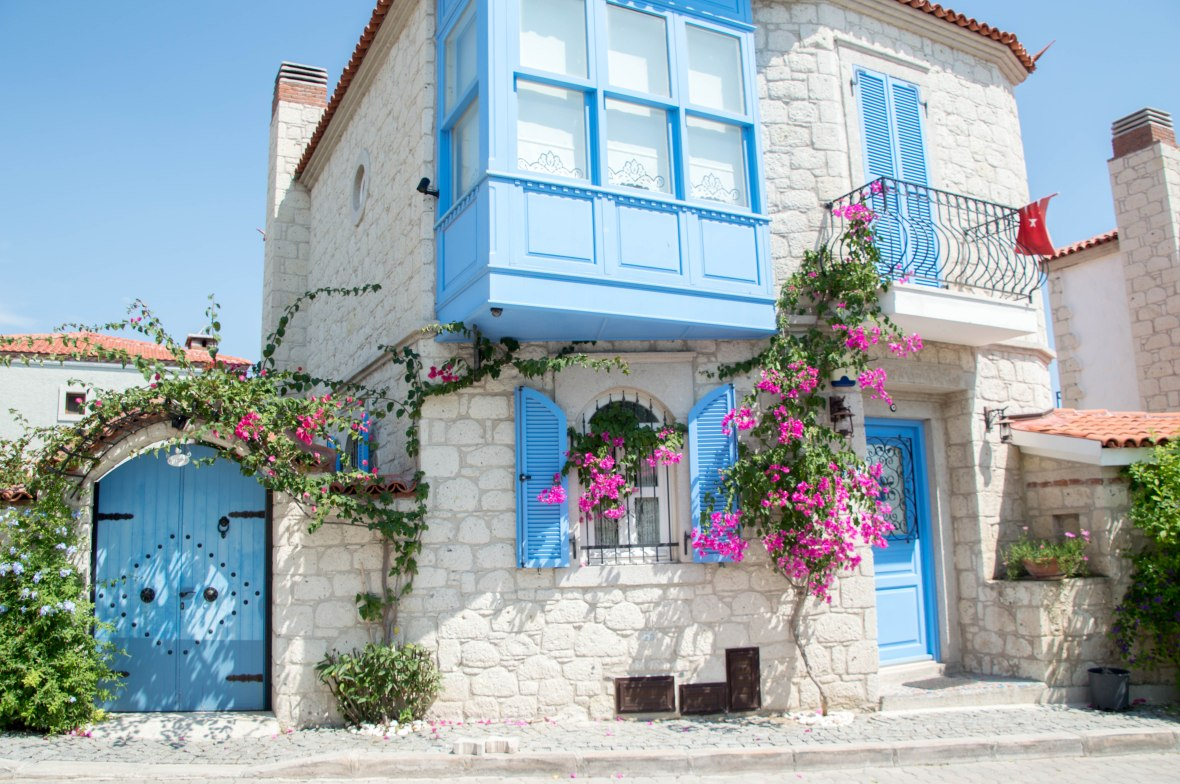 House Goals, Alacati, Turkey