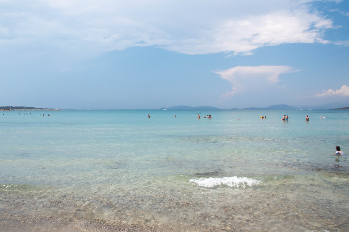 Ilıca Beach, Çeşme, Turkey