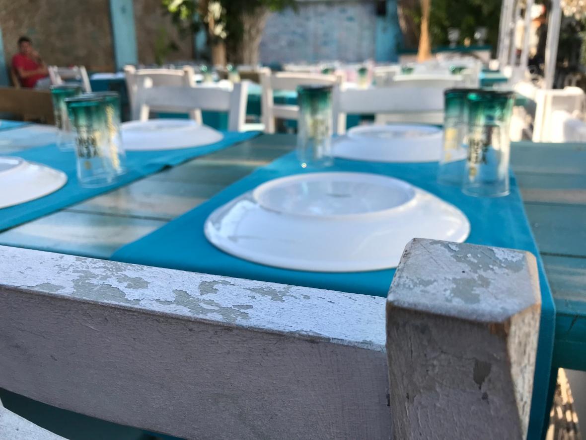 Meyhane Sako Restaurant, Alaçatı, Turkey
