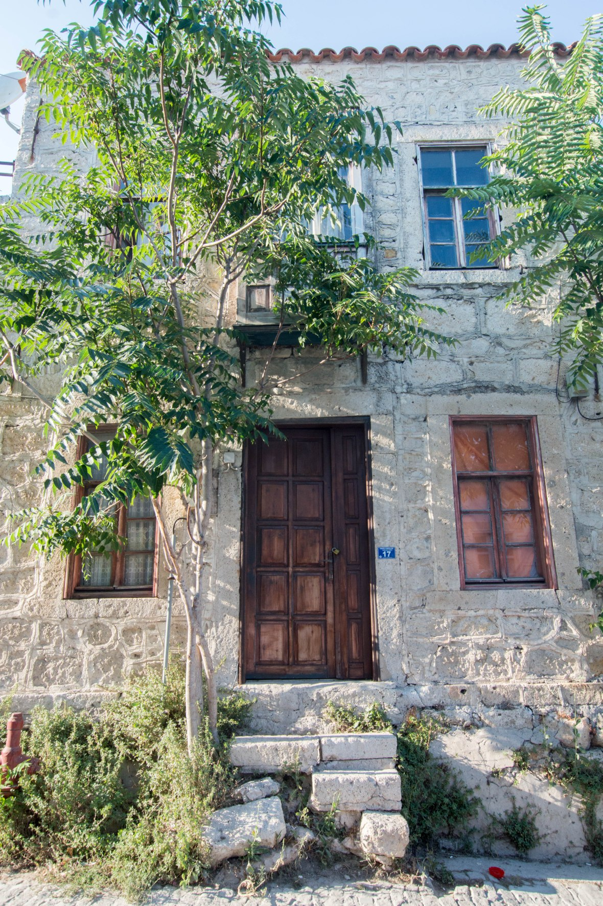 Pretty Stone House, Alacati, Turkey