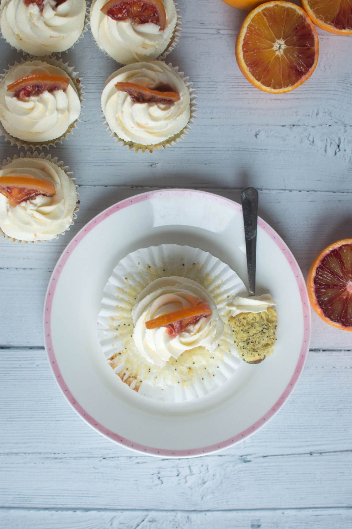 Blood Orange Cupcakes - Kay's Kitchen (2)
