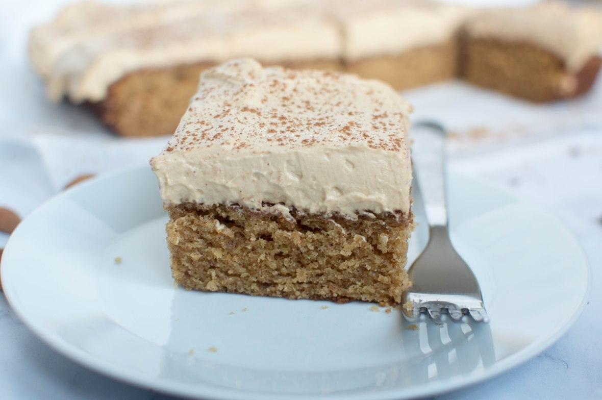 Cinnamon, Almond & Coffee Cake - Kay's Kitchen